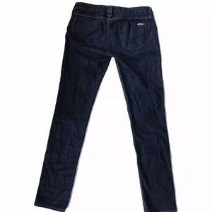 Hudson Jeans straight leg size 28 dark
